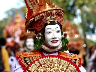 Наслаждение Бали - день 1