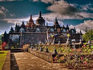 Вкус Индонезии - путешествие на Яву и Бали: день 1
