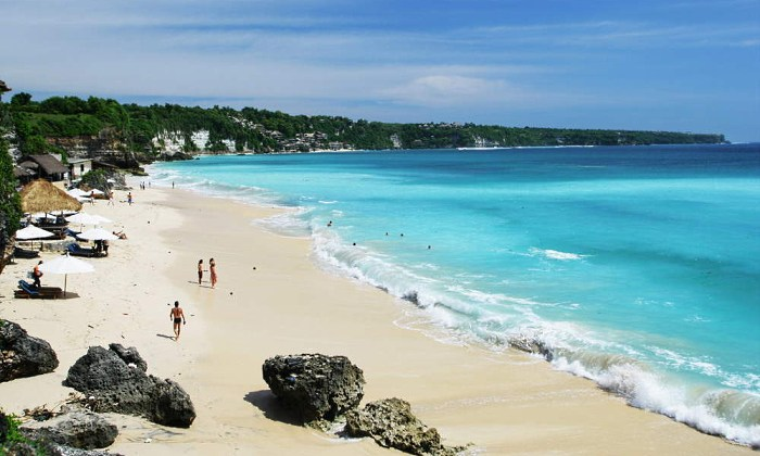 пляжи фото бали