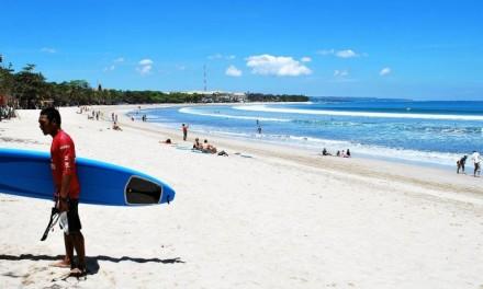 Пляж Kuta, Бали