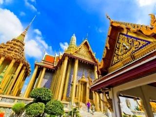 Путешествие в Таиланд и Камбоджу - День 1 - Март и Май 2014
