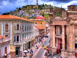Эквадор - путешествие к центру земли | День 1