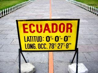 Эквадор - путешествие к центру земли | День 2