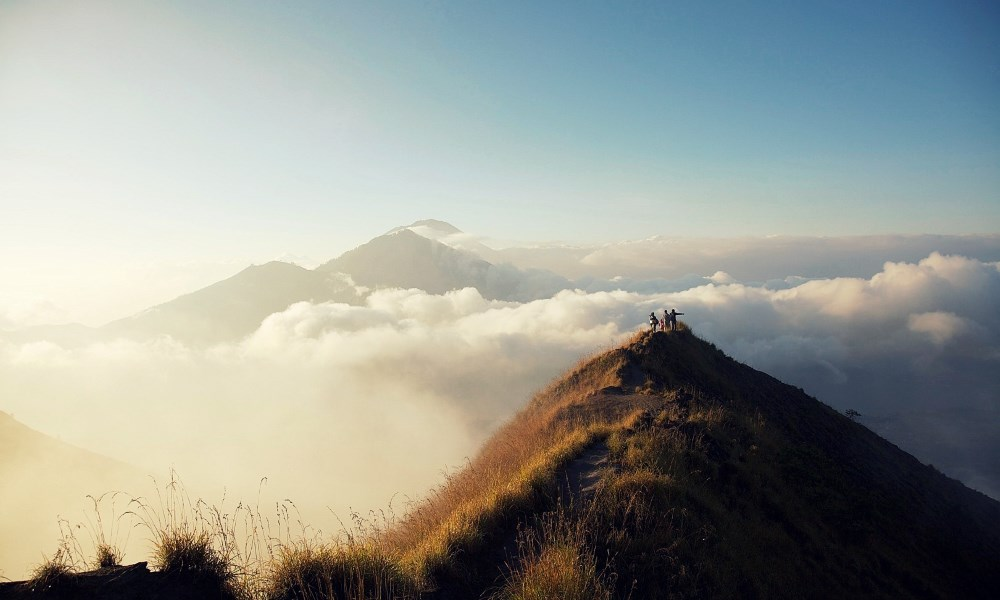 Восхождение на вулкан Батур