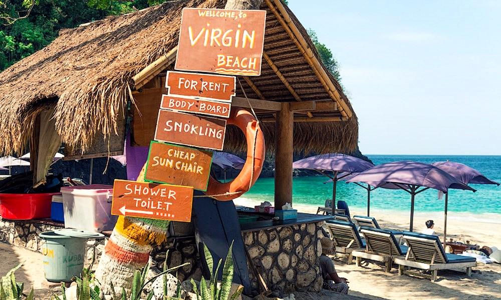 Virgin Beach Бали