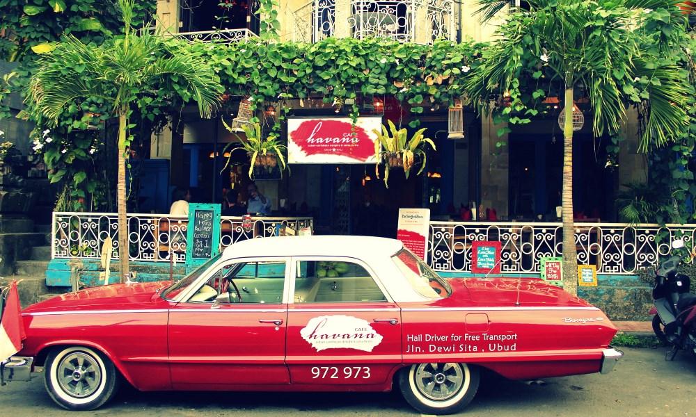 Кафе Гавана в Убуде