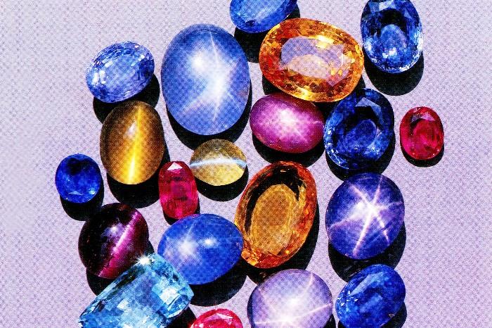 Драгоценные Камни Канди