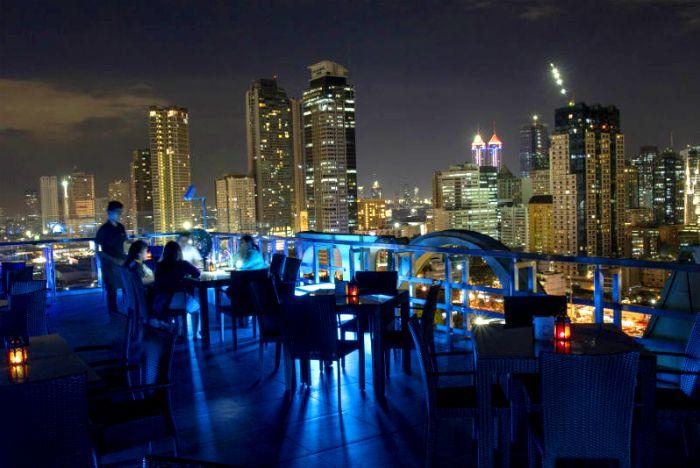 Район Макати в Маниле