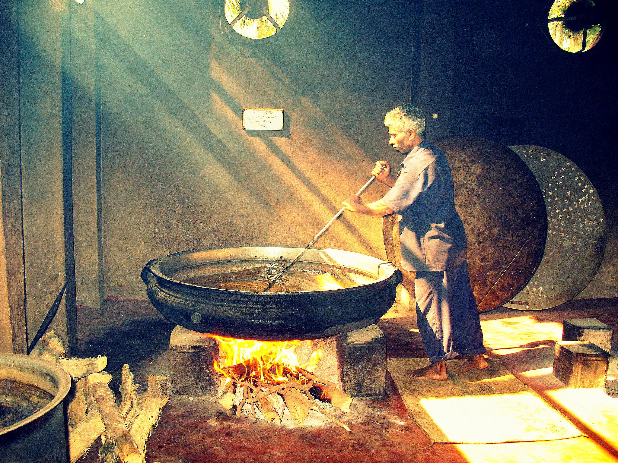 Аюрведа - приготовление сиропа