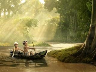 Путешествие на Бали и Ломбок - День 1