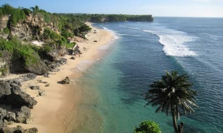 Пляж Balangan, Бали