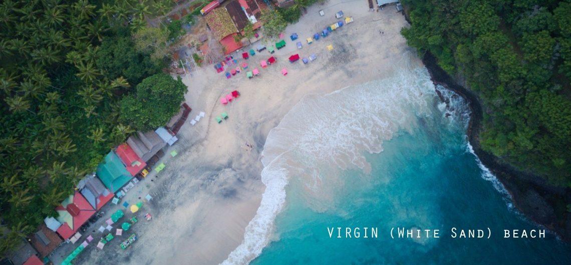Лучшие пляжи Бали - Пляж Virgin