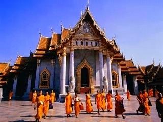 Путешествие в Таиланд и Камбоджу - февраль 2013: день 1