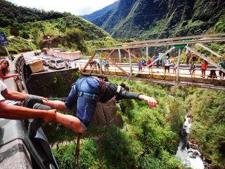 Эквадор - путешествие к центру земли | День 5