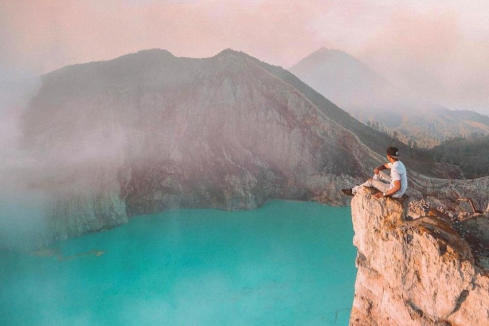 Экскурсия на вулкан Иджен - тур Discover di Bali
