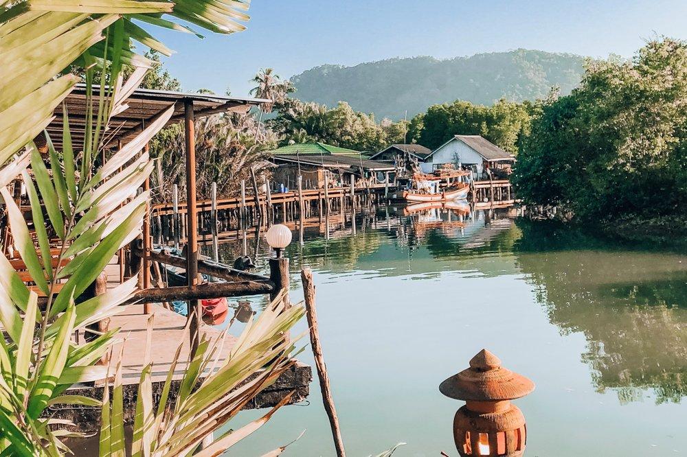 Экскурсия по восточной стороне острова Ко Чанг
