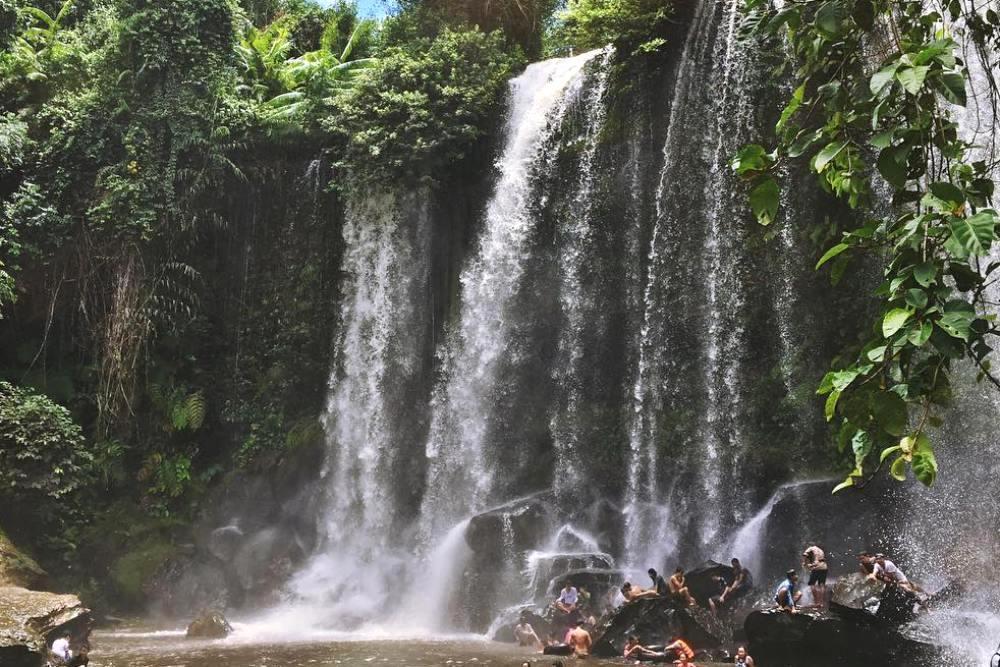 Экскурсионный тур в Камбоджу и Таиланд