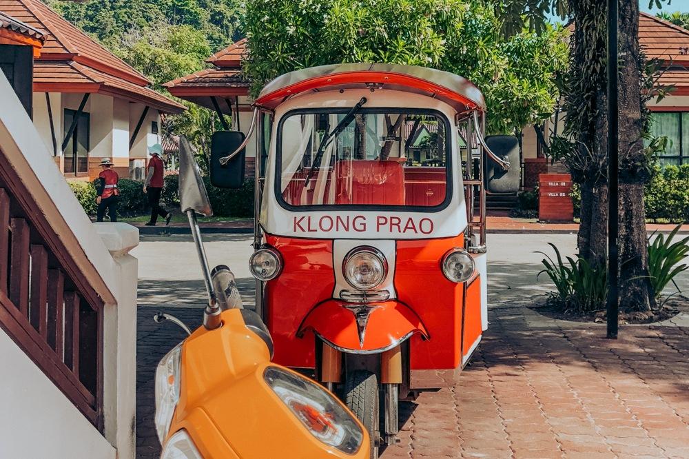Отдых на острове Ко Чанг - пляж Клонг Прао