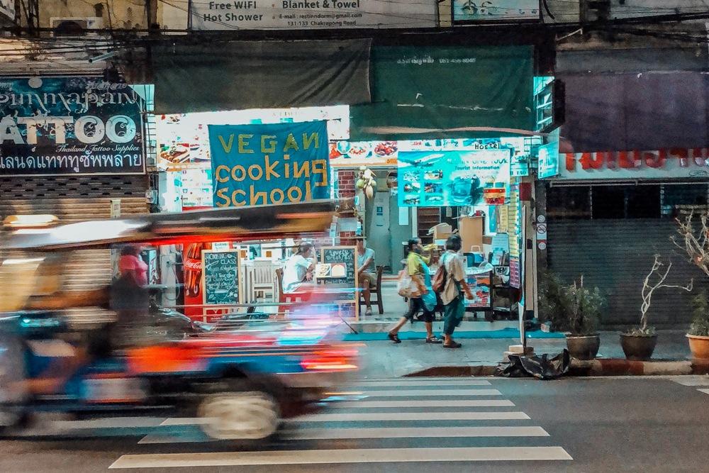 Экскурсионный тур в Таиланд