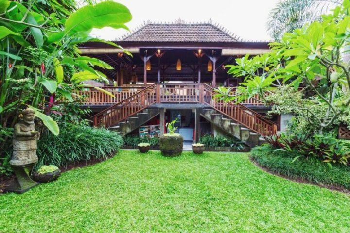 Групповой тур на Бали - отель в Убуде