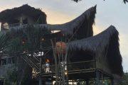 Групповой тур на Бали - дом возле Иджена