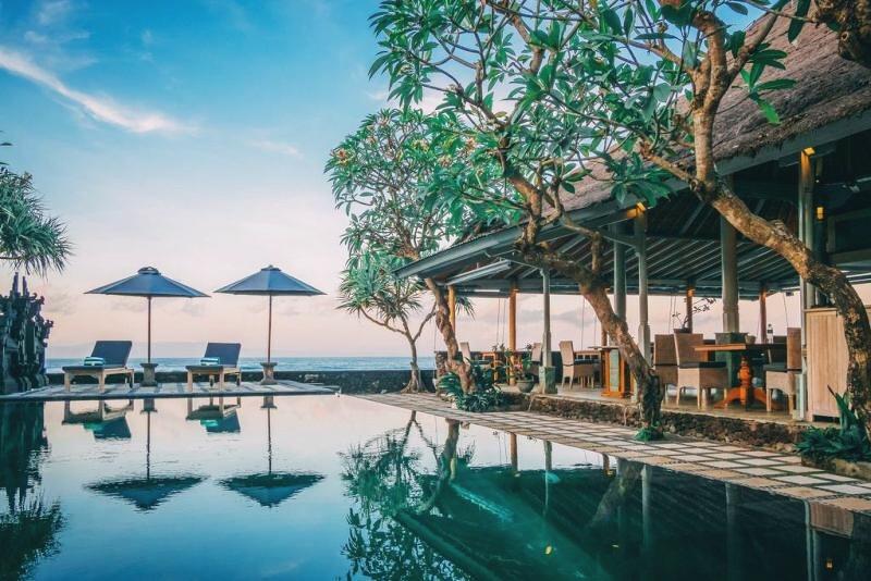 Групповой тур на Бали - отель в Чандидасе