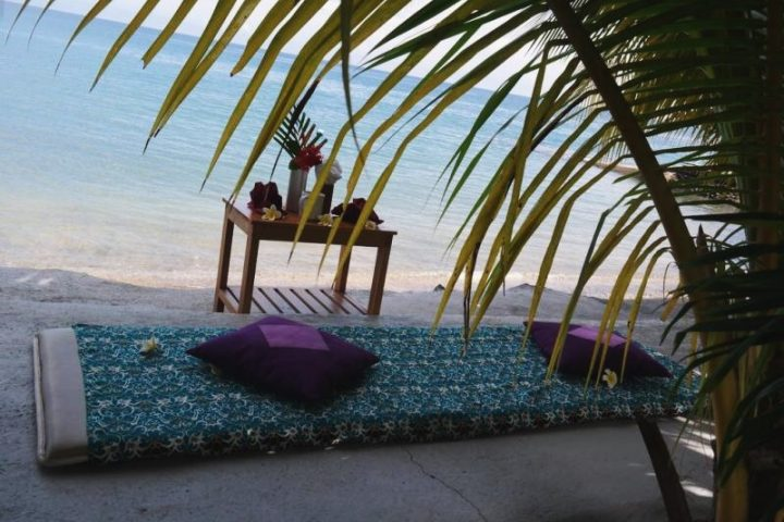 Групповой тур на Бали - отель в Ловине